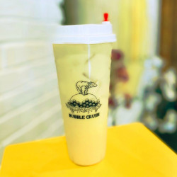 Jasmine Green Milk Tea
